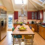 Kitchen redesign by Linda Applewhite